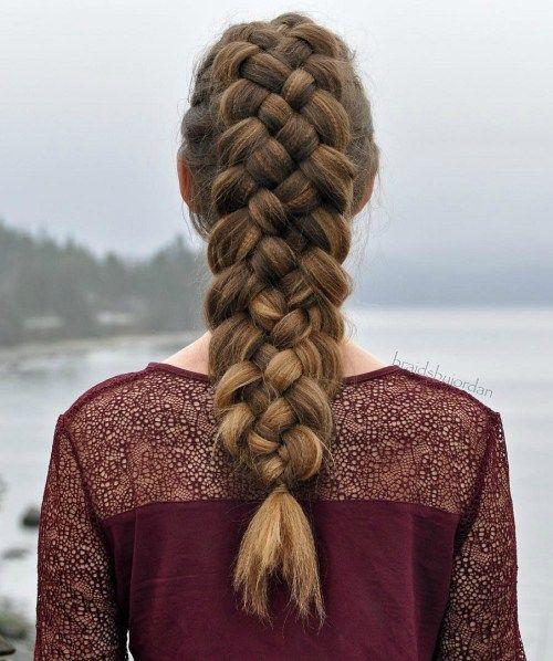 Hairiz Com Braids For Long Hair Medium Hair Styles Long Hair Styles