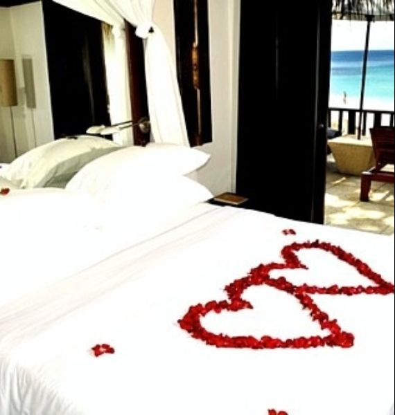 40 Warm Romantic Bedroom Décor Ideas For Valentineu0027s Day ...