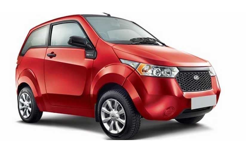 Mahindra Officially Discontinued Two Door E2o Electric Car In India With The Introduction Of The Mahindra E2oplus Four D Hybrid Car Electric Cars Car
