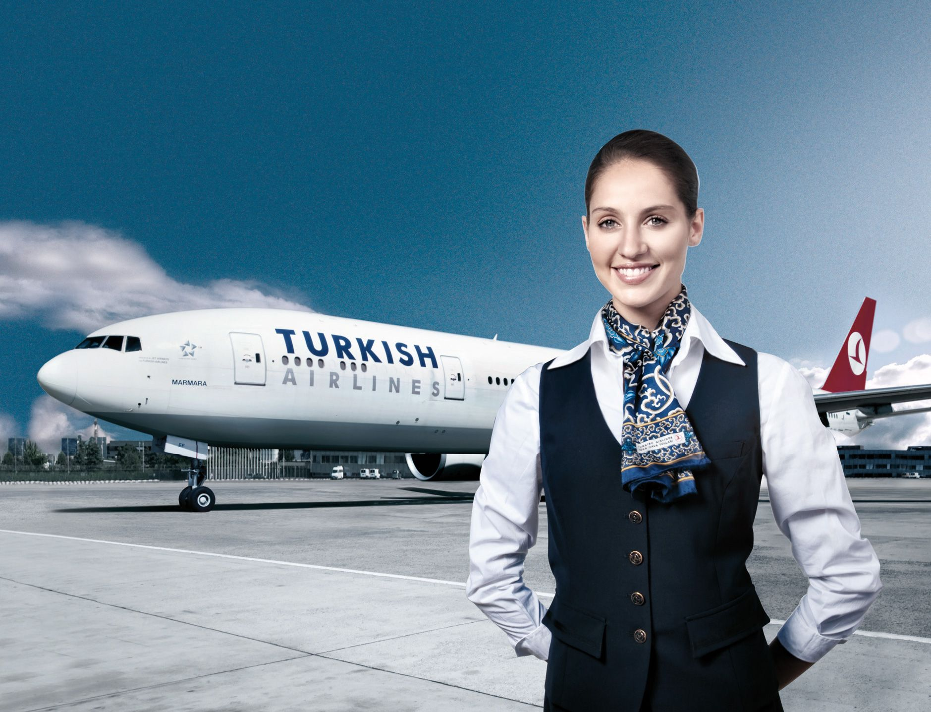 Image result for Turkish Airlines cabin crew uniform new