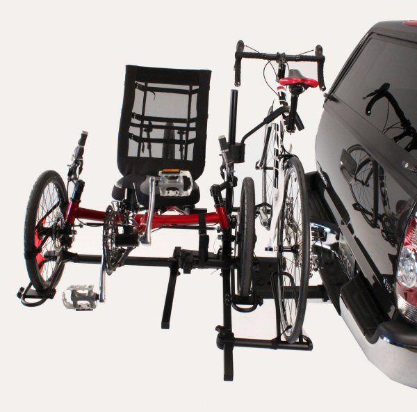 Click Image To Enlarge Sport Rider Recumbent Trike Rack Trike