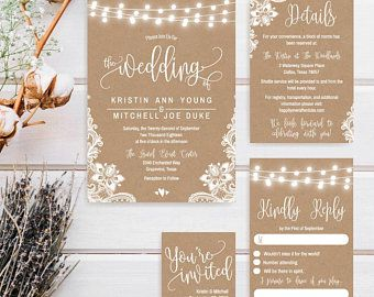 Wedding invitations with rsvp packages wedding invitations cheap wedding invitations with rsvp packages wedding invitations cheap kits wedding invitation templates wording affordable wedding invitations pinterest stopboris Image collections