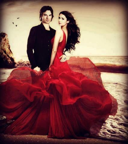 Elena-Damon
