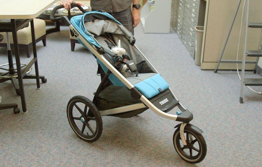 Gear Check Thule Urban Glide Clayton Charles Jogging Stroller