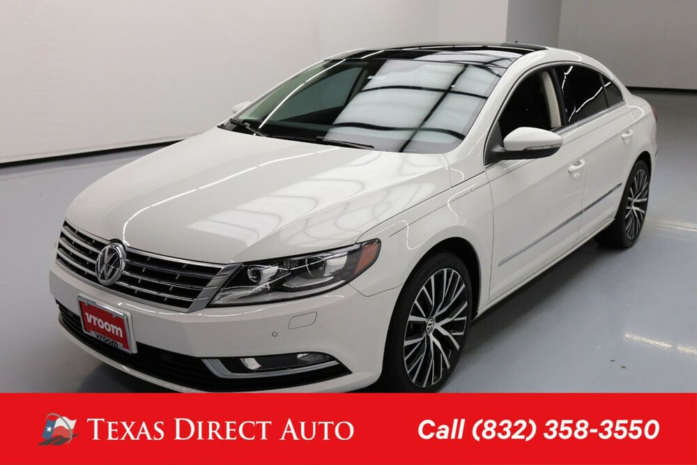 For Sale 2014 Volkswagen CC VR6 Executive 4Motion Texas