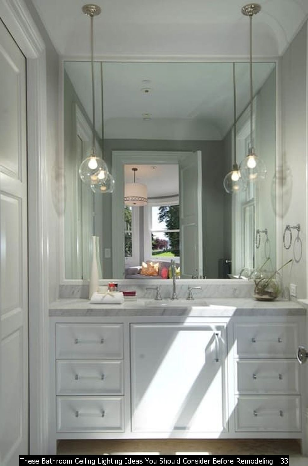 38 These Bathroom Ceiling Lighting Ideas You Should ...