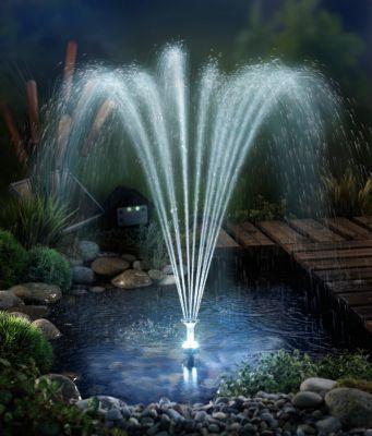 Solar Springbrunnen Gartenideen Wasser Pinterest Teich Garten