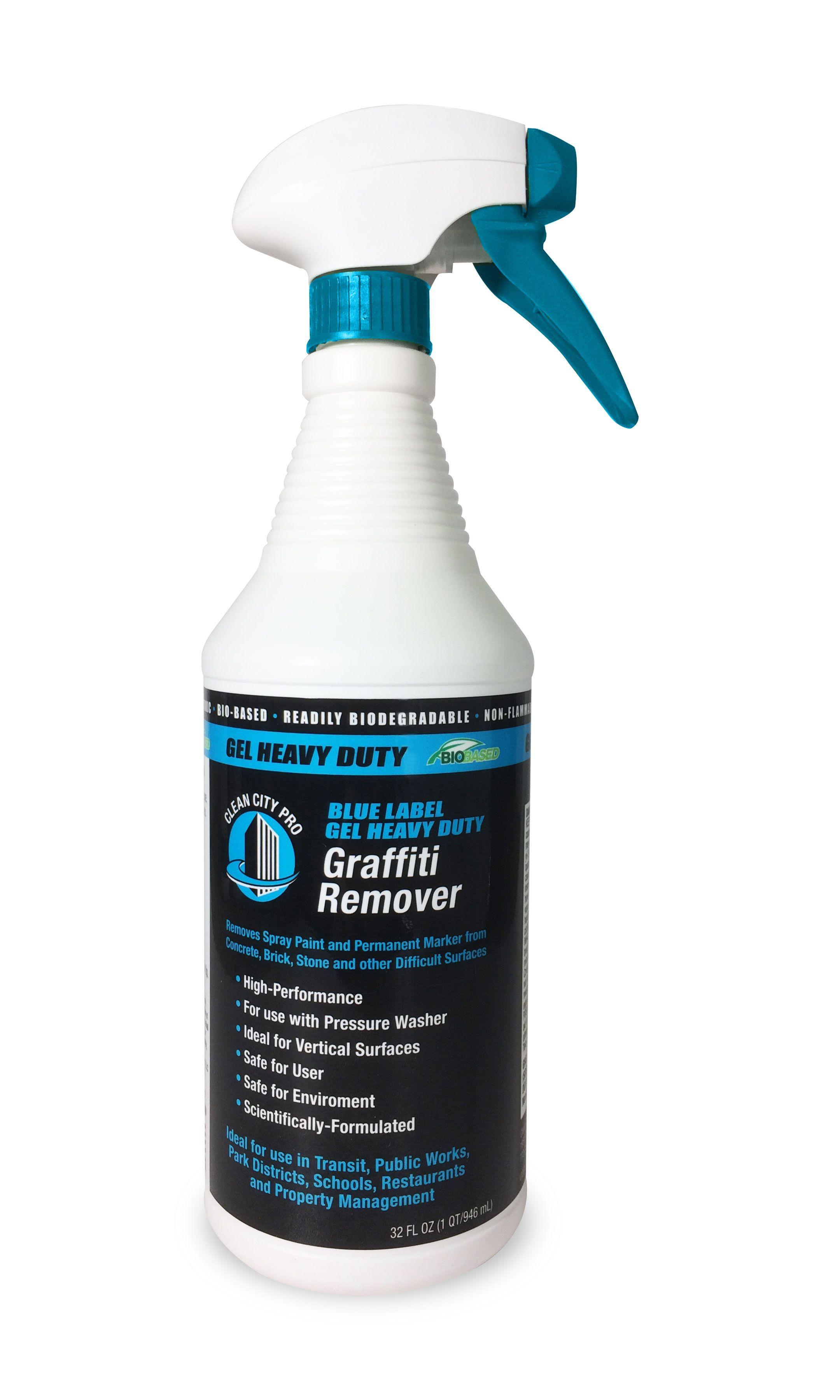 How to remove graffiti from brick graffiti spray paint