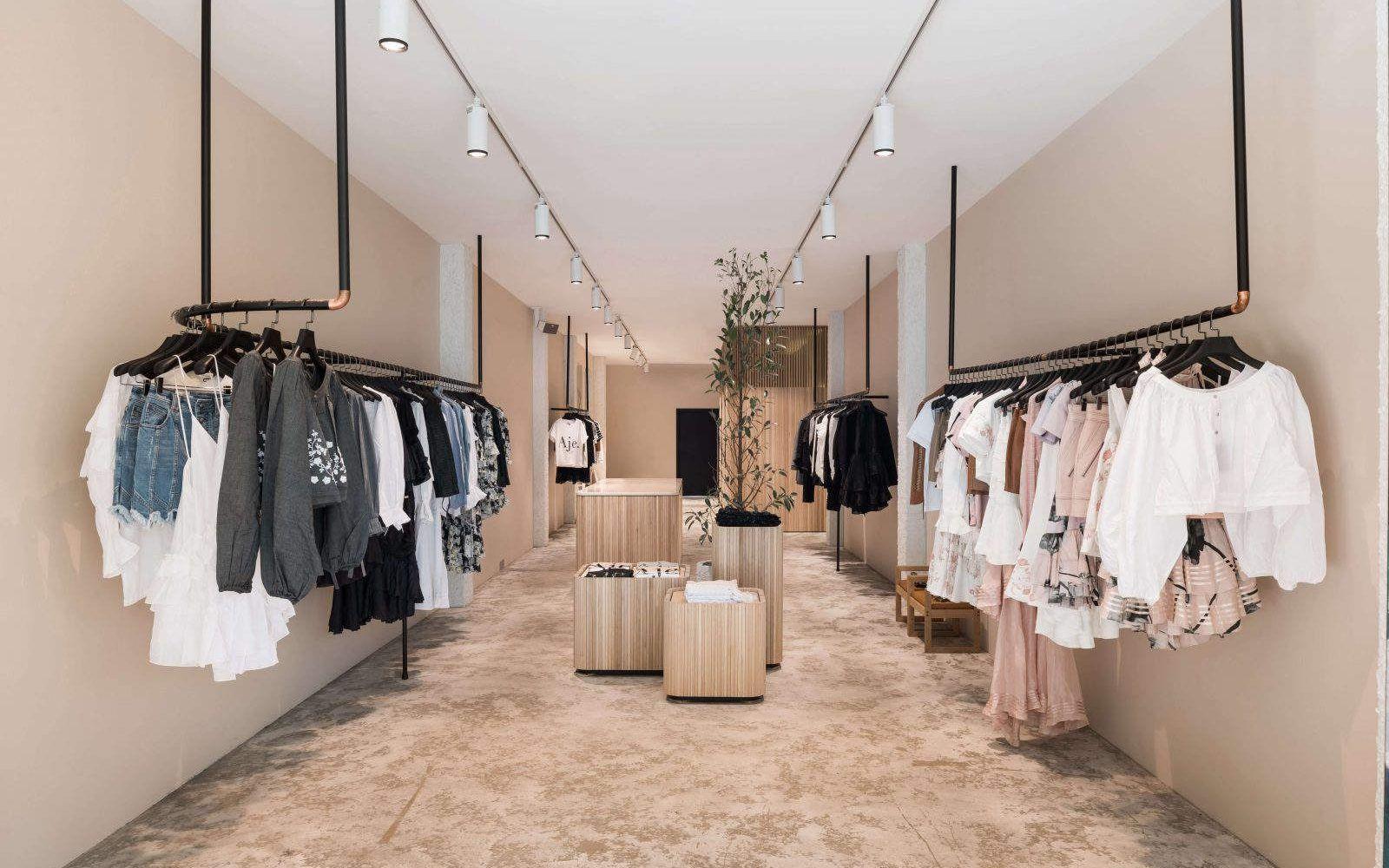 fashion store interior design ideas pictures