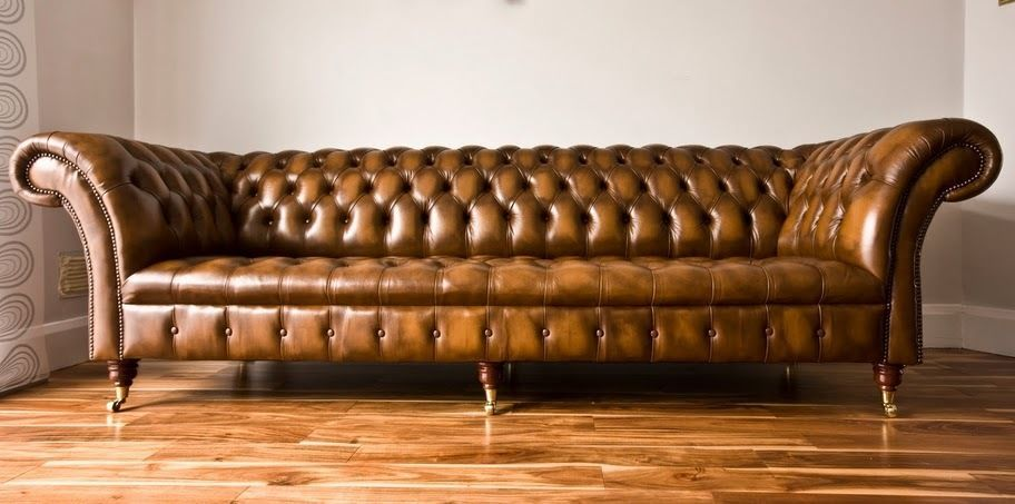 Leather Chesterfield Sofas For Sale Sofa Pinterest