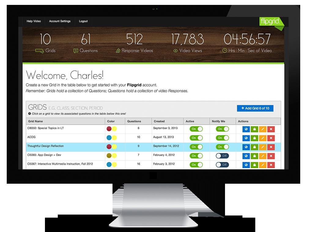 Flipgrid. Classroom, Classroom tools