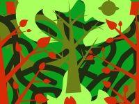 Tree of Life (c) Designed By R Harding (Serene Colour Scheme)