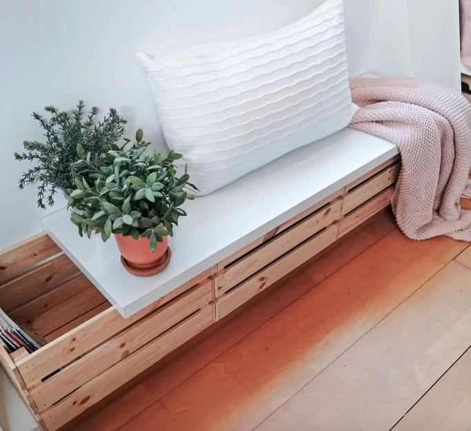 IKEA HACK : 21 idées pour détourner la caisse Knagglig