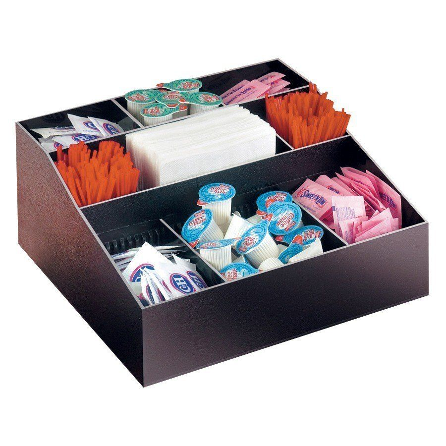 Cal Mil 1260 Coffee Condiment Organizer 12