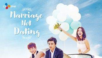 not dating but marriage cast