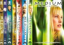 Medium: The Complete Series [35 Discs] [DVD]