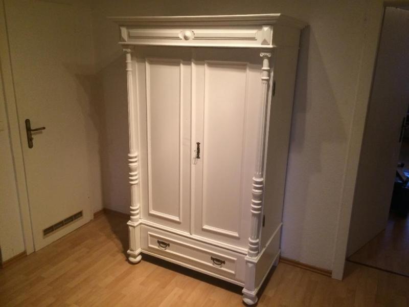 Die Masse Sind Kranzbreite 115 5 Cm Tiefe 67 5 Cm Hohe 186 Cm Armoire Decor Furniture