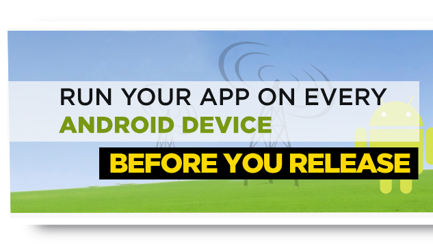 Apkudo RUN YOUR APP ON EVERY ANDROID DEVICE App