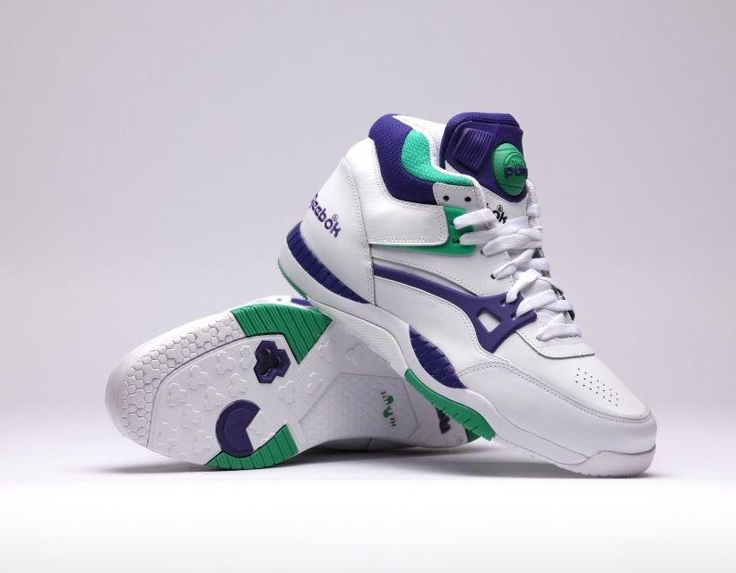 försäljning av skor bättre nya foton Pin by Spencer Davis on art | Reebok pump, Reebok retro, Shoes ...