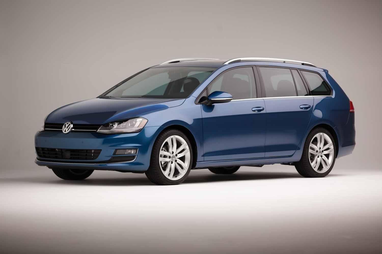 Volkswagen prices 2015 Golf SportWagen | Das VW Sportwagen