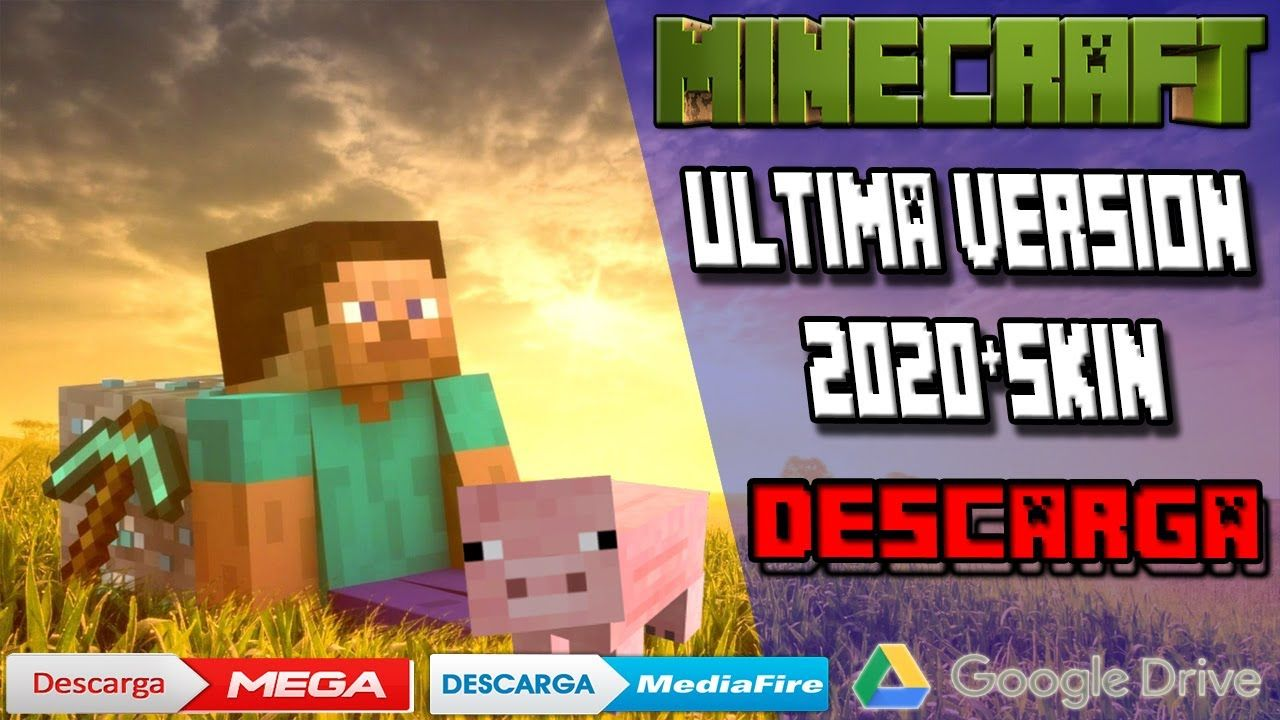 Descargar Minecraft Para Pc Gratis Ultima Version Paso A Paso Skin 202 Minecraft Gracia Buena