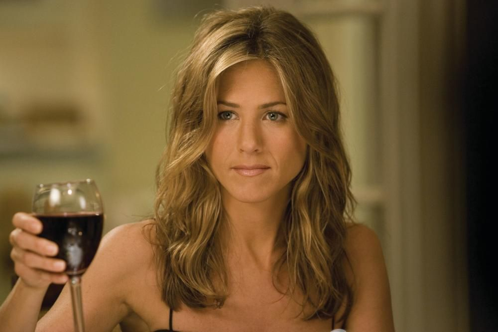 New jennifer aniston break up nude scene