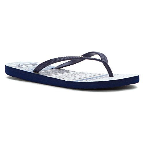 Roxy Women's Bermuda Navy/White 8 M - http://all-shoes