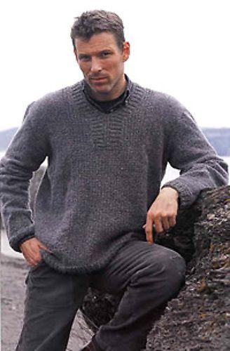 Ravelry: 85-16 Pullover or Vest in Karisma Superwash pattern by DROPS design