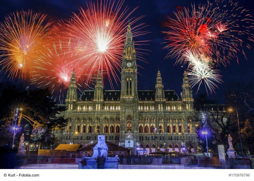 Silvesterreisen Wien