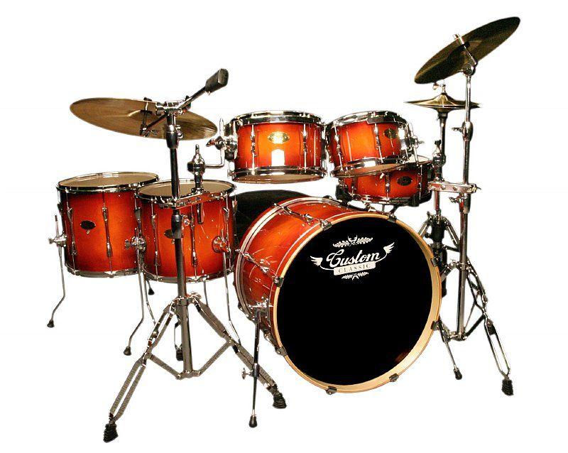 sigler music custom classic pro hybrid 6 piece drum set shop siglermusic drums. Black Bedroom Furniture Sets. Home Design Ideas
