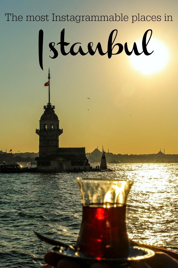 The Most Instagrammable Places In Istanbul Love And Road
