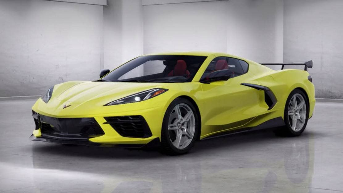 The 2020 Chevrolet Corvette Stingray With Images Corvette Stingray Chevy Corvette Chevrolet Corvette Stingray