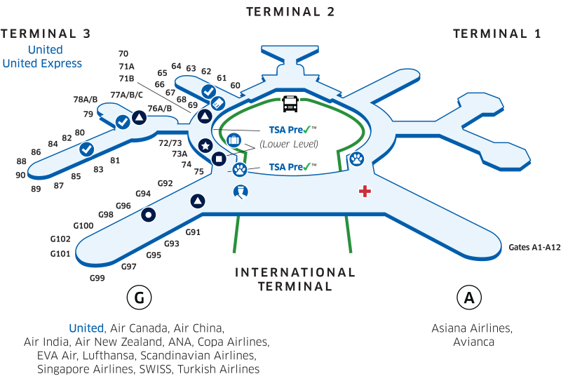 See text alternative after this terminal map PLANES Pinterest