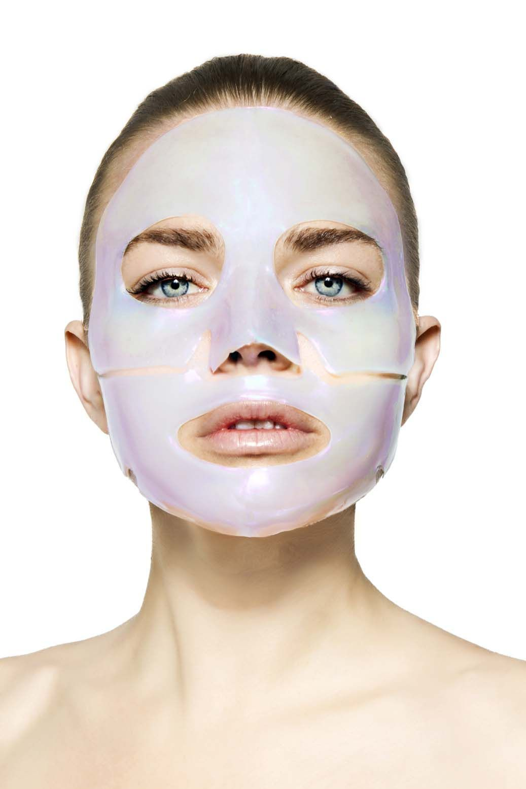 Diamond Radiance Collagen Face Mask 4 Treatments 150 00 Beauty Products Secrets Anti Aging Fac Diy Facial Mask Homemade Facial Mask Face Mask Diy Acne