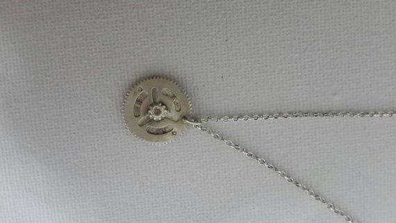 Hey, I found this really awesome Etsy listing at https://www.etsy.com/il-en/listing/246917027/gear-wheel-pendant