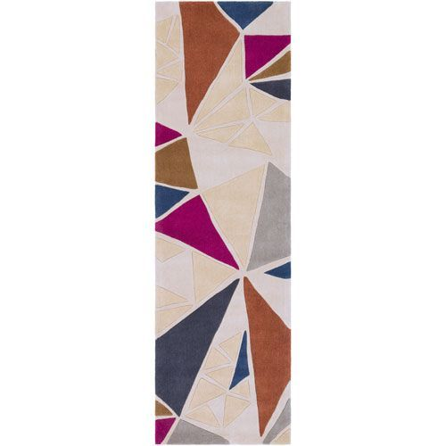 Cosmopolitan Runner: 2 Ft. 6-Inch x 8 Ft. - (In No Image Available)
