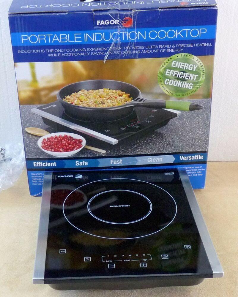 FAGOR Portable Induction Cooktop Fagor Induction