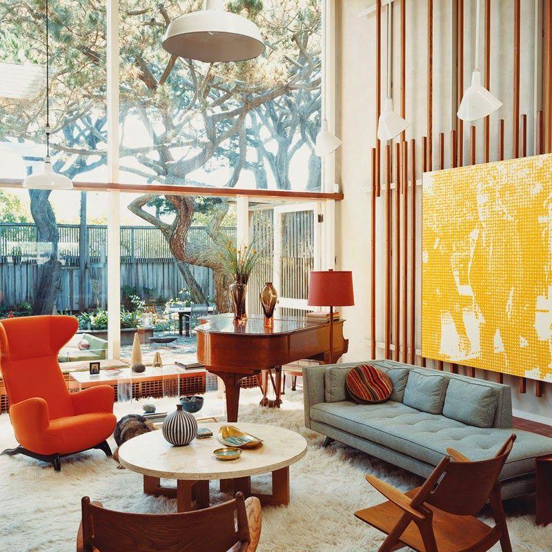 Las 7 nuevas tendencias en decoraci n colores materiales - Nuevas tendencias en decoracion de interiores ...