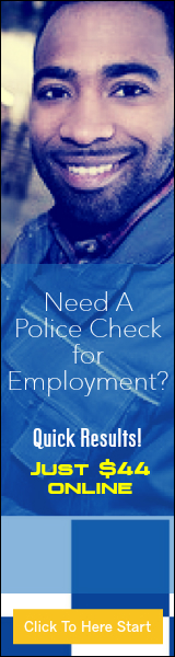 FAQ #2: What is a National Police Check?