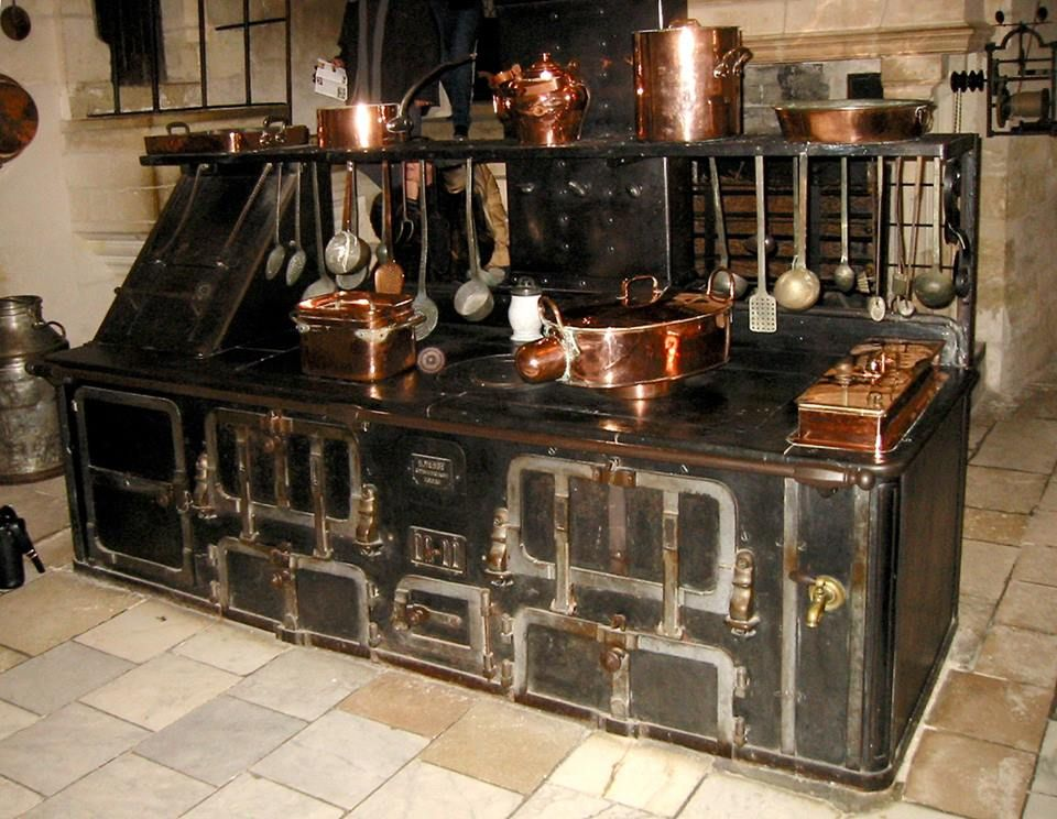superior Steampunk Kitchen Appliances #5: 17 Best images about STEAMPUNK KITCHENS on Pinterest | Copper, Stove and  Pipe bookshelf