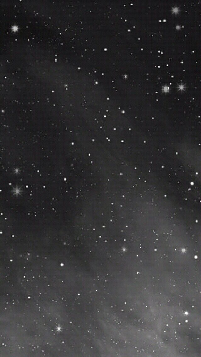 Black Galaxy Phone Wallpaper