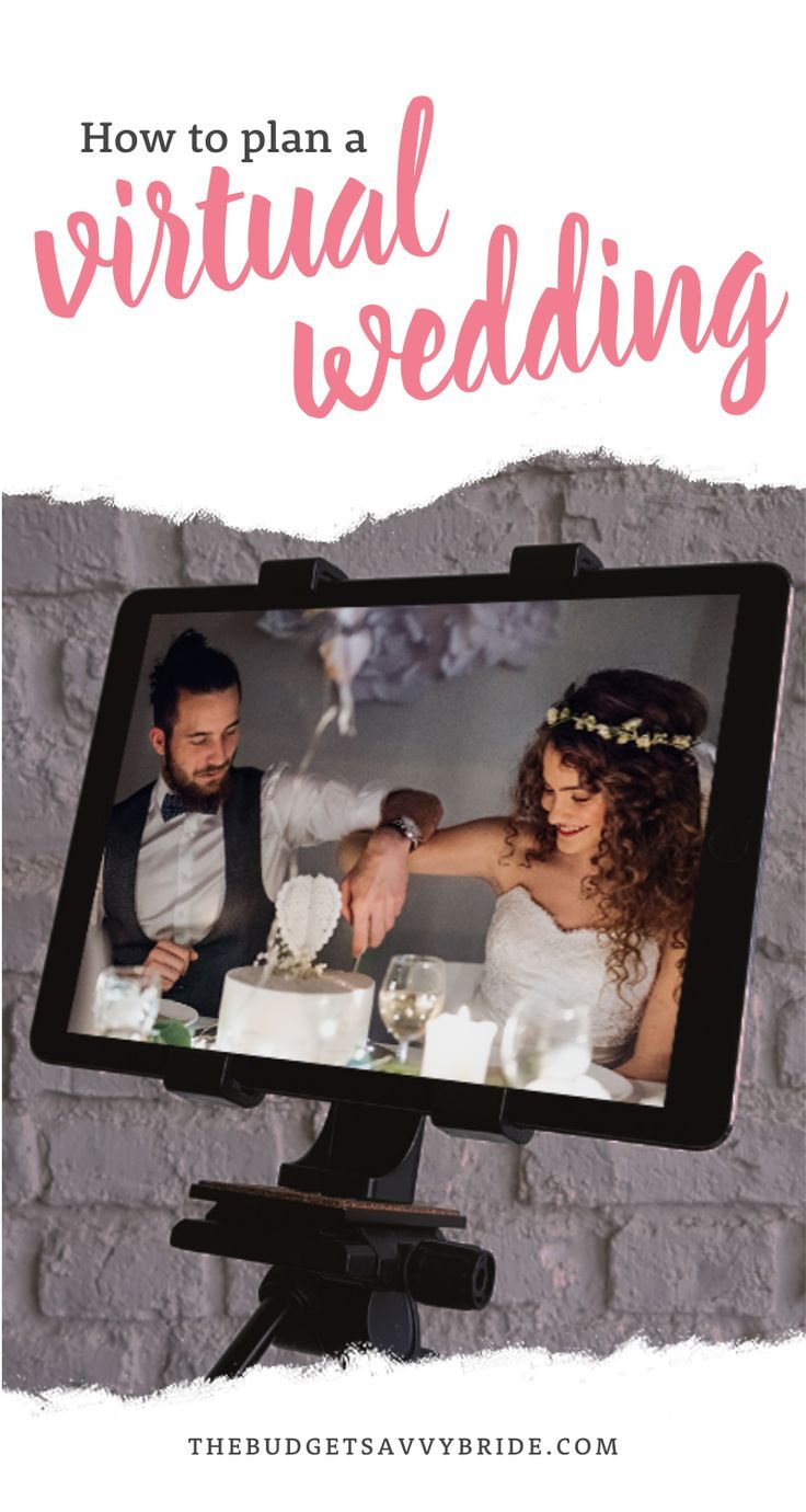 How to Plan a Virtual Wedding Tips to Include Long