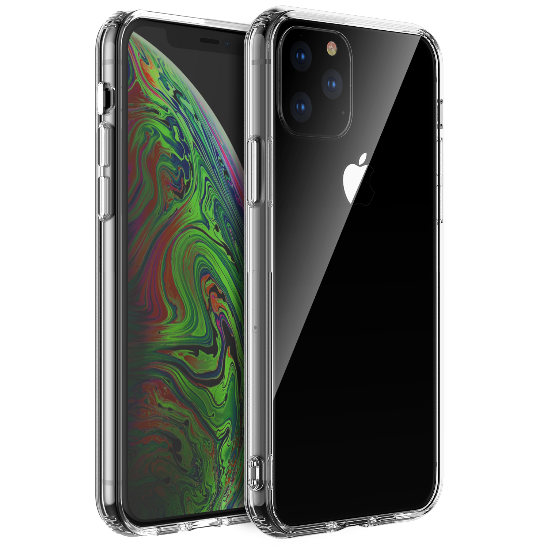 ORIGINALEE SILICONE SOTTILE Custodia Cover iPhone 11 Case Pro Max