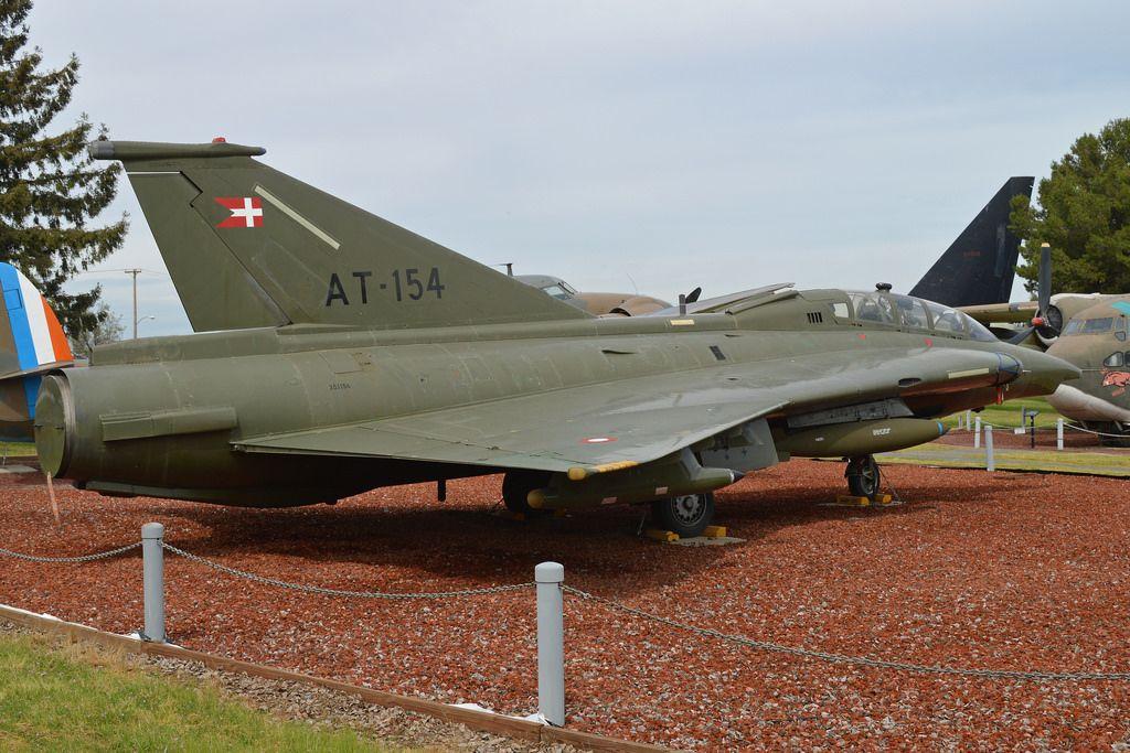 Saab Sk35XD Draken 'AT154' (N168TP) Militær, Danmark