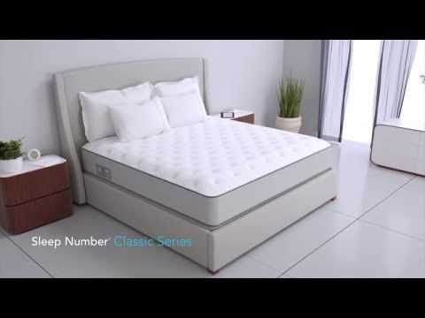 C2 Classic Series Adjustable Mattress Bed Base Sleep Number