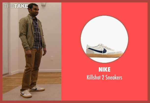 7fb532657719 Nike Killshot 2 Sneakers as seen on Dev in Master of None