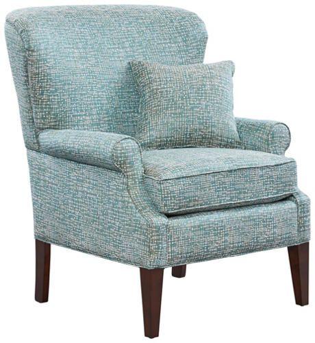 Best Scarlett Iii Accent Chair Art Van Furniture With Images 640 x 480