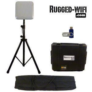 Portable Indoor WiFi kit - 1 AP