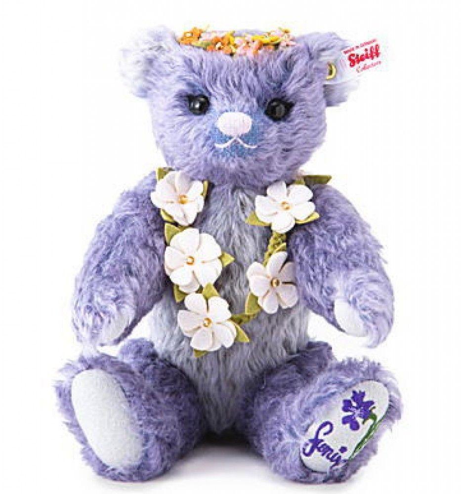 Steiff Sumire Stuffed Animal Japan Limited model 1500 set
