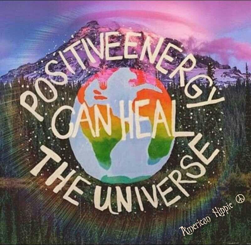 ☮ American Hippie ☮ Spread positive energy !   Quotes   Sprüche